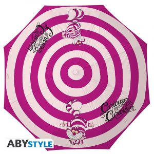 Alice In Wonderland: Take The Shortcut Cheshire Cat Umbrella