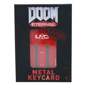 Doom: Limited Edition Red Key Card Replica Preorder