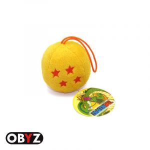 Dragon Ball Z: 4 Star Keychain Plush
