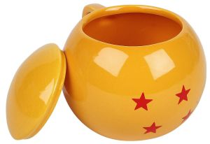 Dragon Ball Z: 4 Star Rating Mug