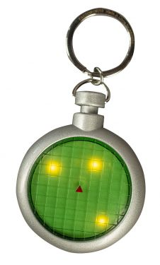 Dragon Ball Z: Round The World Trip Electronic Dragon Radar Keyring