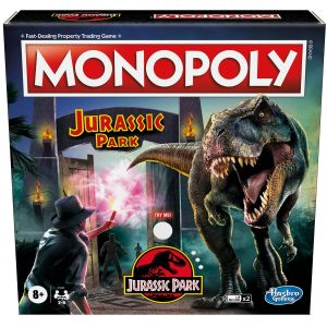 Monopoly: Jurassic Park Preorder