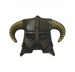 The Elder Scrolls: Skyrim Dragonborn Limited Edition Pin Badge
