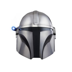 Star Wars: Black Series The Mandalorian Premium Electronic Helmet Preorder