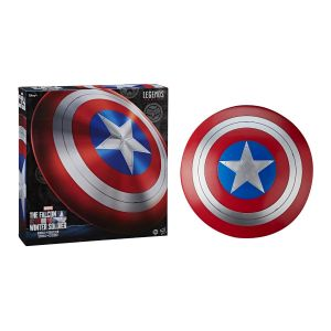Marvel: The Falcon and The Winter Soldier Legends Series Prop Replica Shield
