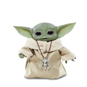 Star Wars: The Mandalorian The Child/Baby Yoda Animatronic Figure
