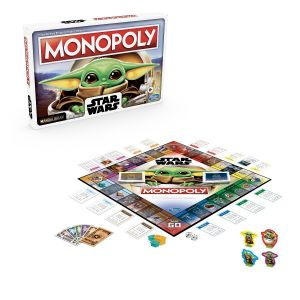 Monopoly: Star Wars The Mandalorian The Child/Baby Yoda Edition