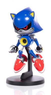 Sonic The Hedgehog: F4F Metal Sonic Boom8 PVC Figure Preorder