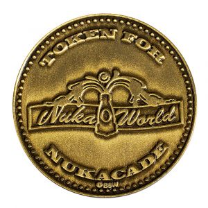 Fallout: Nuka World Token Replica