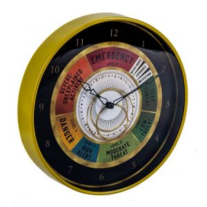 Harry Potter: Magical Exposure Threat Level Measurer Clock Preorder