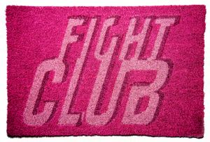 Fight Club: Project Mayhem Soap Doormat