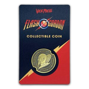 Flash Gordon: Ming The Merciless Collector Coin Preorder