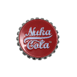Fallout: Nuka Cola Limited Edition Pin Badge