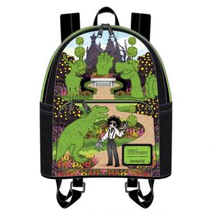 Edward Scissorhands: Topiary Loungefly Mini Backpack Preorder