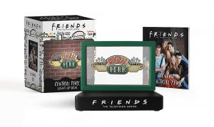 Friends: Central Perk Light-Up Miniature Sign