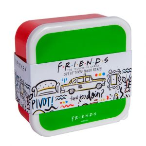 Friends: 'The One With The Snack Break' Lunch Box Set