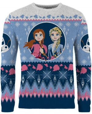 Frozen: Let It Snow Ugly Christmas Sweater