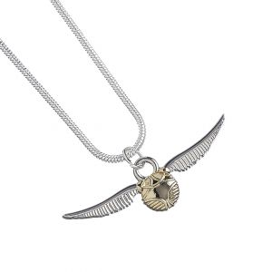 Harry Potter: Bewitching Golden Snitch Necklace