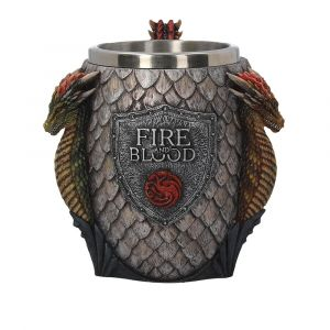 Game of Thrones: Forged By Fire House Targaryen Tankard