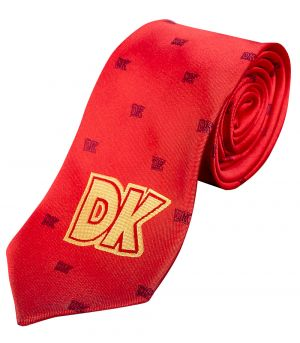 Donkey Kong: Monkey Business Necktie