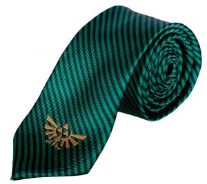 Legend of Zelda: Hyrule Necktie
