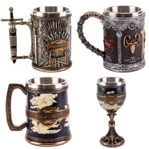 Game of Thrones: Seven Kingdoms Drinkware Collection