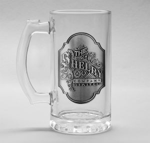 Peaky Blinders: Shelby Company Stein Glass