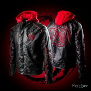 Game Of Thrones: Premium Targaryen Jacket