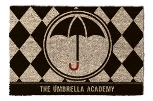 The Umbrella Academy: Icon Doormat Preorder