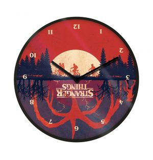 Stranger Things: Upside Down Clock Preorder