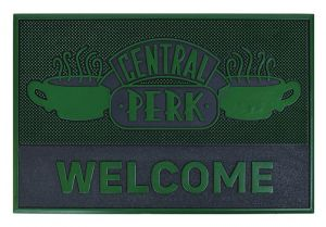Friends: 'The One With The Dirty Feet' Central Perk Rubber Doormat