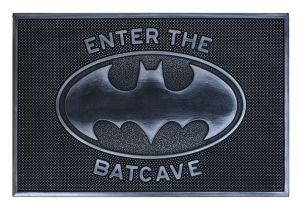 Batman: Enter The Batcave Rubber Doormat Preorder