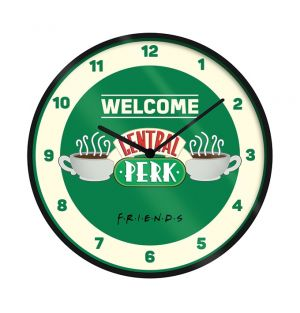 Friends: Central Perk Clock Preorder