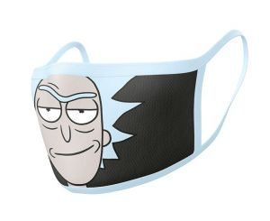 Rick and Morty: Rick Face Mask (Pack of 2)