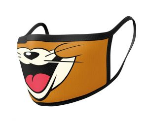 Tom and Jerry: Face Mask (Pack of 2)