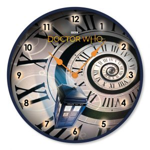 Doctor Who: Time Spiral Clock Preorder