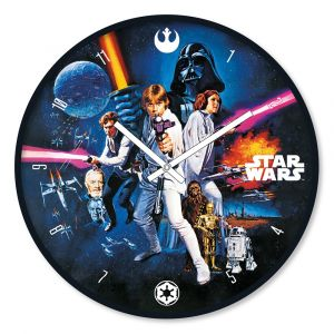 Star Wars: A New Hope Clock Preorder