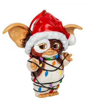 Gremlins: Gizmo In Fairy Lights Hanging Ornament Preorder