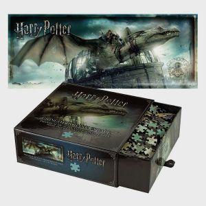 Harry Potter: Gringotts Bank Escape 1000pc Jigsaw Puzzle Preorder