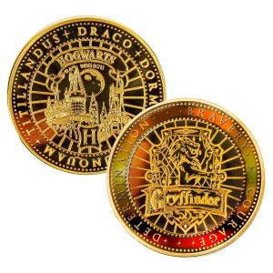 Harry Potter: Gryffindor Collectible Coin