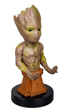 Guardians Of The Galaxy: Groot 8 inch Cable Guy Phone and Controller Holder