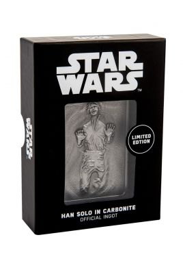 Star Wars: Han Solo In Carbonite Limited Edition Ingot