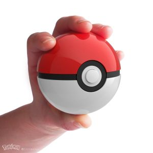 Pokémon: Electronic Die-Cast Poké Ball Replica Preorder