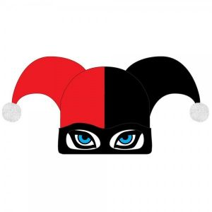 Harley Quinn: Laugh Your Head Off Beanie
