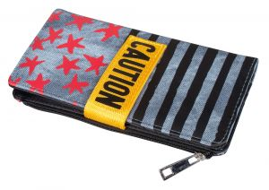 Birds Of Prey: Seeing Stars & Stripes Zip Purse