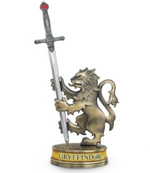 Harry Potter: A Cut Above The Rest Gryffindor Sword Letter Opener With Stand