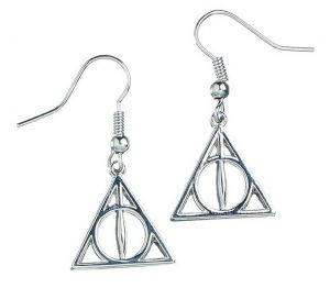 Harry Potter: Deathly Hallows Earrings