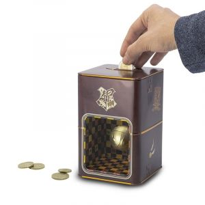 Harry Potter: Disappeaing Act Golden Snitch Money Box Preorder