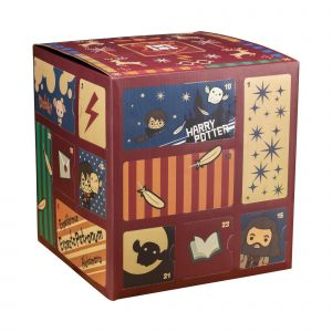 Harry Potter: Deluxe Premium Cube Advent Calendar