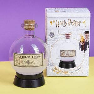 Harry Potter: Colour-Changing Polyjuice Potion Lamp  Preorder